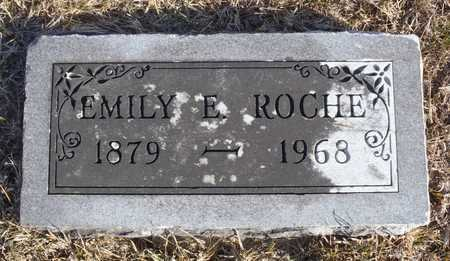 ROCHE, EMILY E. - Worth County, Missouri   EMILY E. ROCHE - Missouri Gravestone Photos