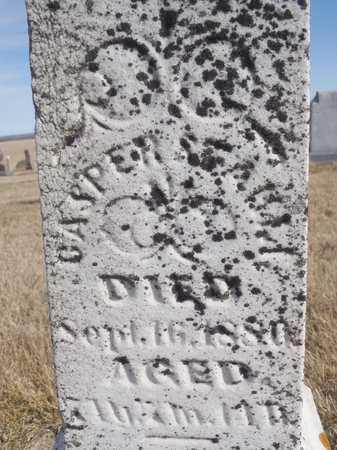 STAHLI, CASPER - Worth County, Missouri   CASPER STAHLI - Missouri Gravestone Photos