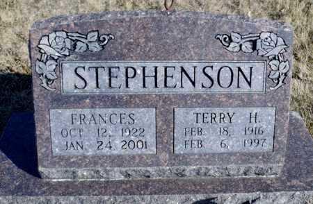 STEPHENSON, FRANCIS - Worth County, Missouri   FRANCIS STEPHENSON - Missouri Gravestone Photos