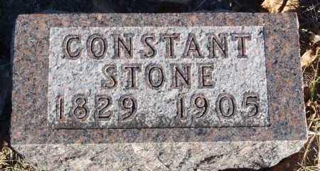 STONE, CONSTANT - Worth County, Missouri   CONSTANT STONE - Missouri Gravestone Photos