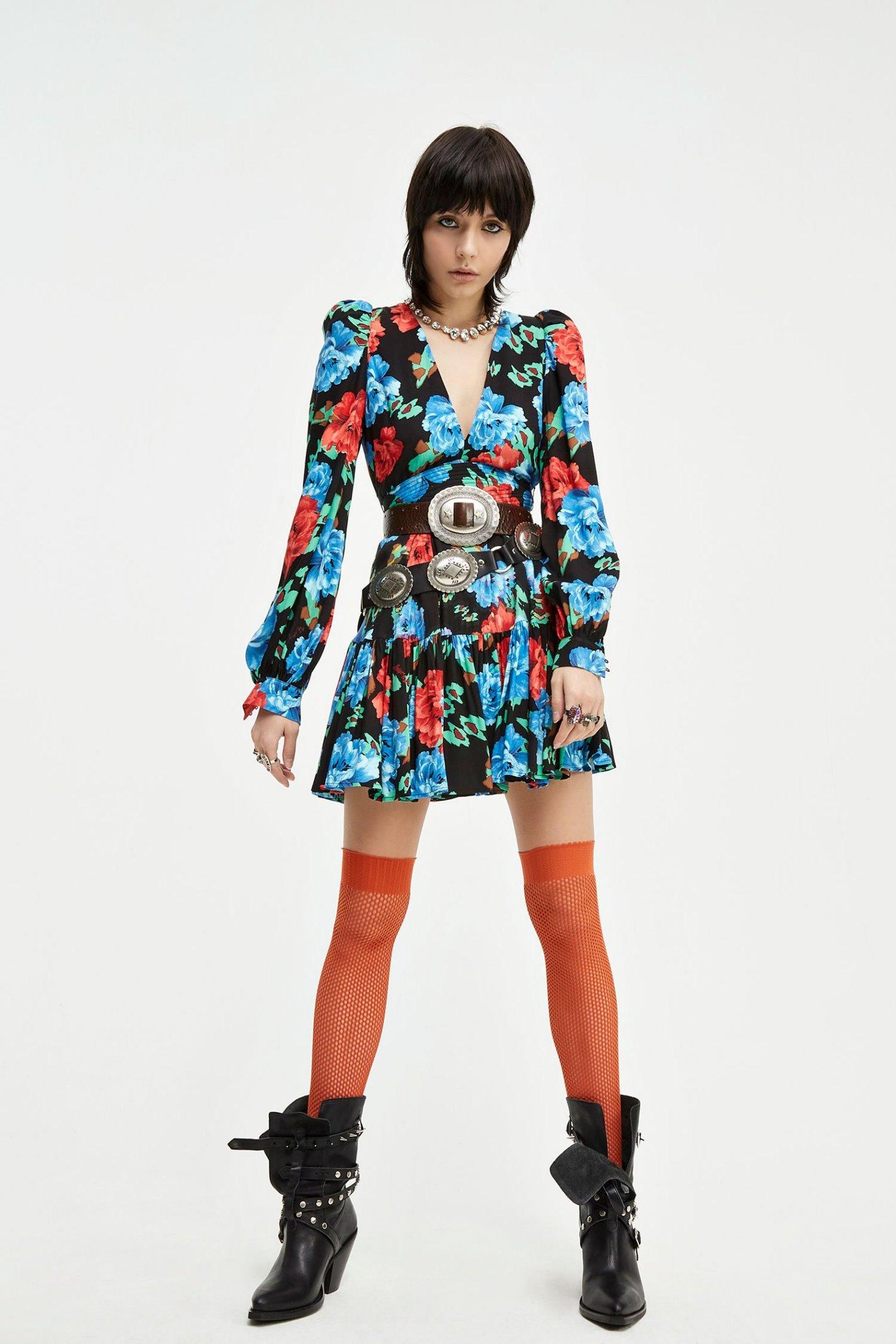 mini dress tula Aniye By   Abito   18126702035
