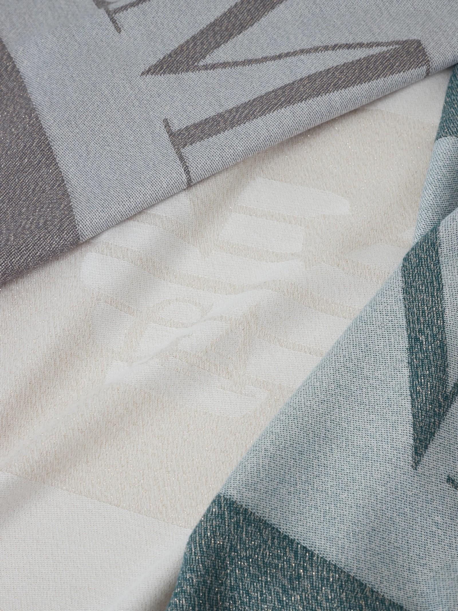 Sciarpa colorblock Emporio Armani | Stola | 635273-1A32401682