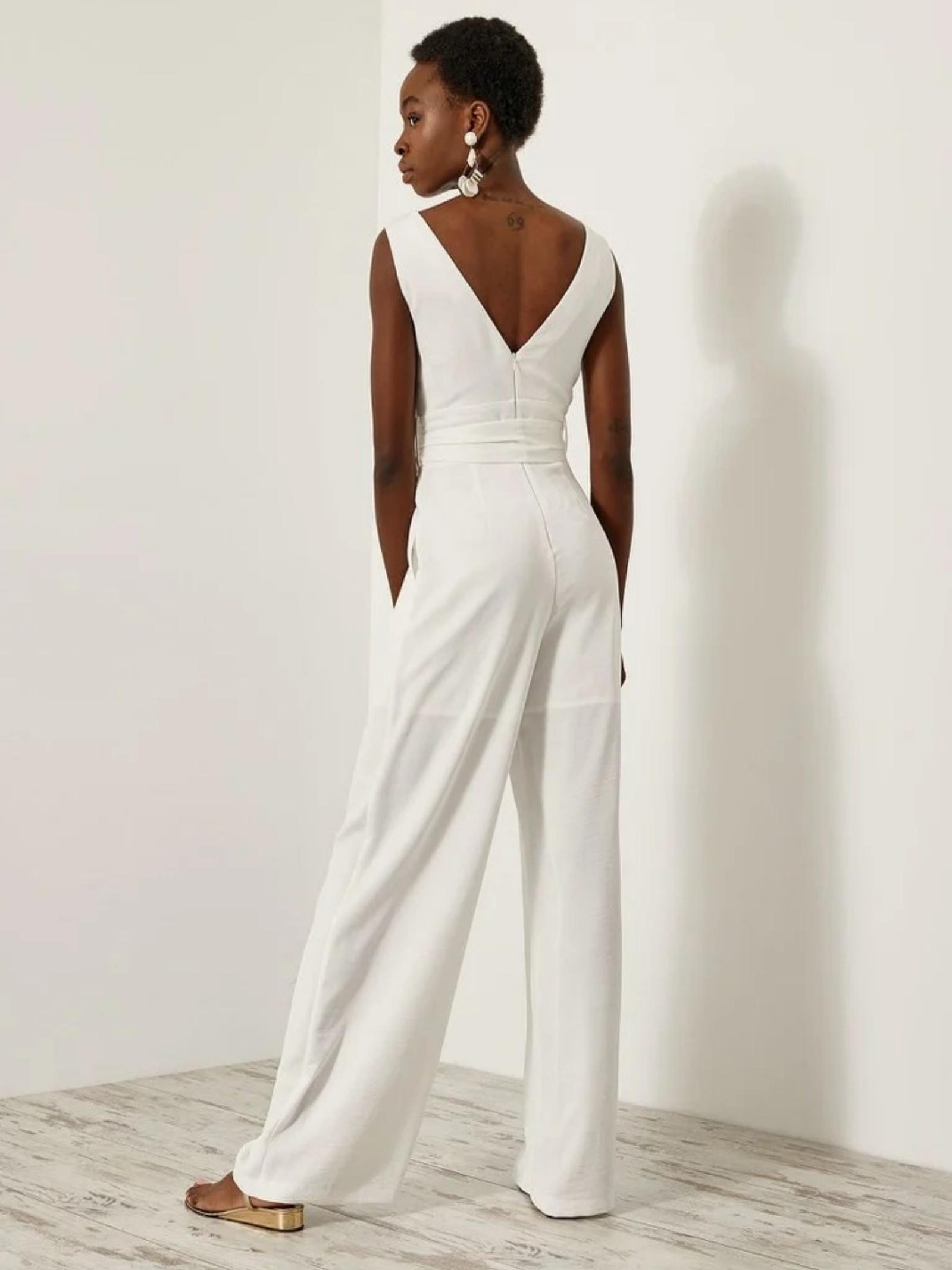 jumpsuit ACC ESS Fashion | Abito | 5501-607OFF-WHITE