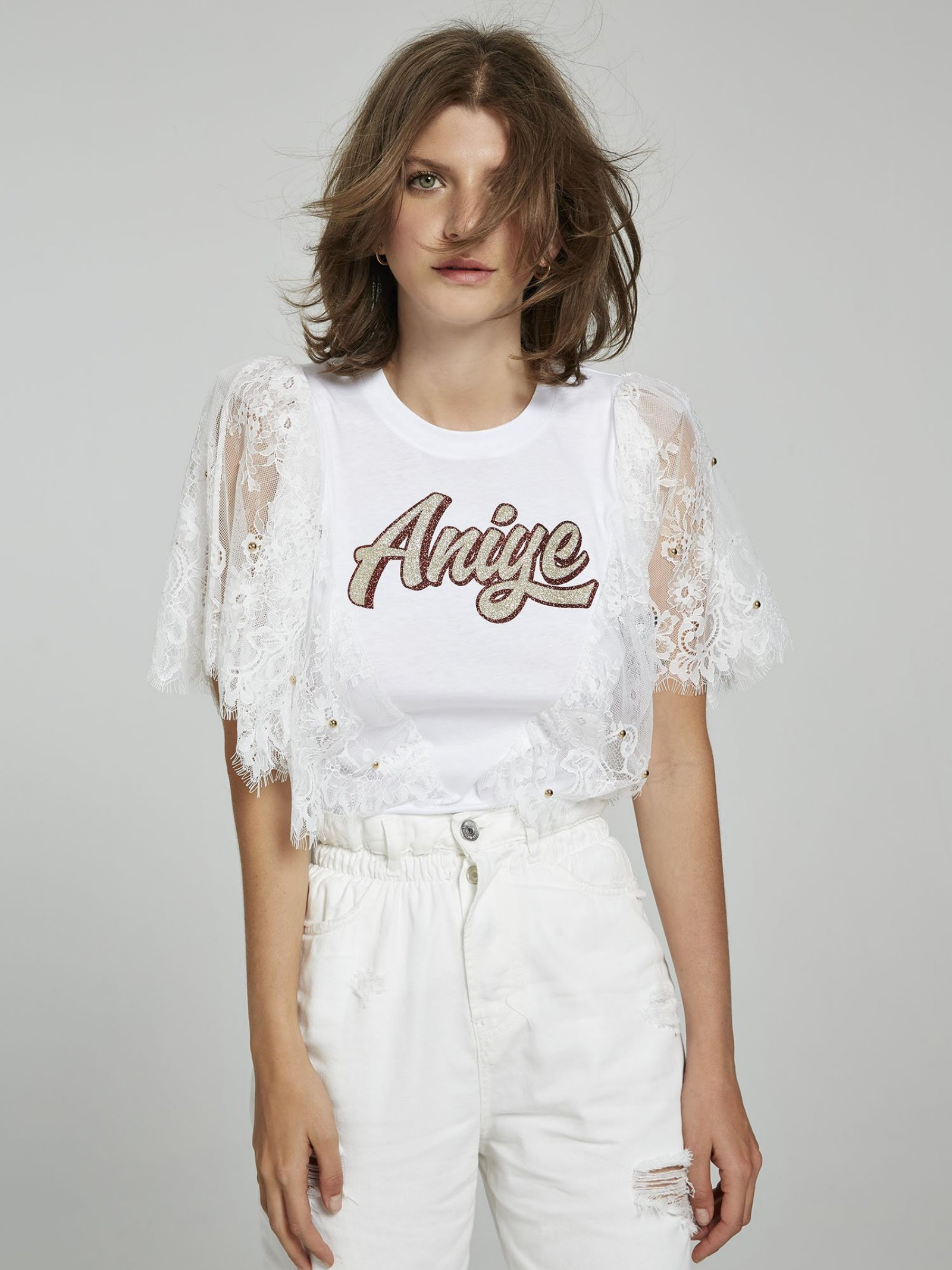 T-Shirt Aniye Ker Aniye By | T-shirt | 18564700001