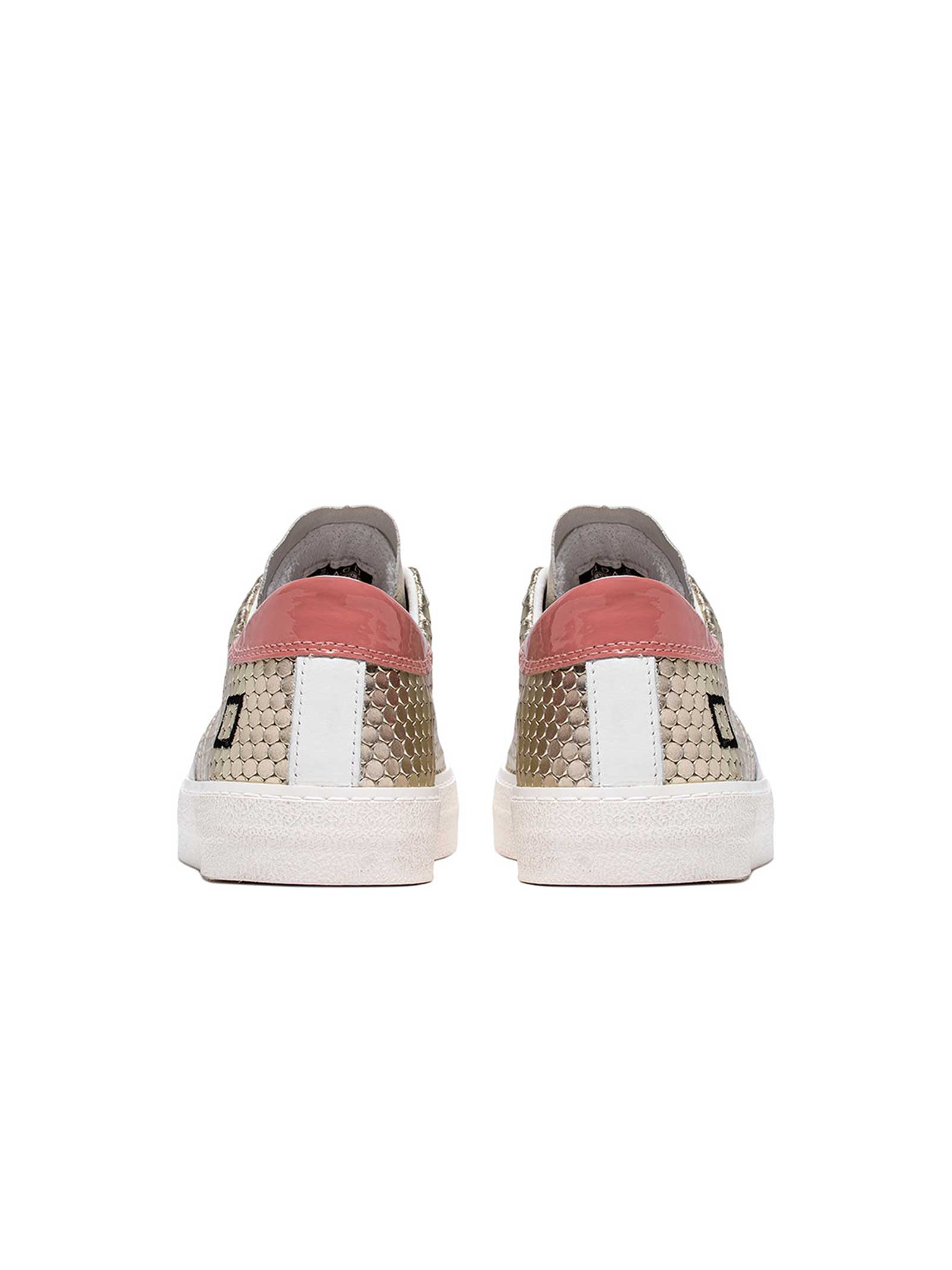 hill low pong D.A.T.E. | Sneakers | W341-HL-PG-PLPLATINUM