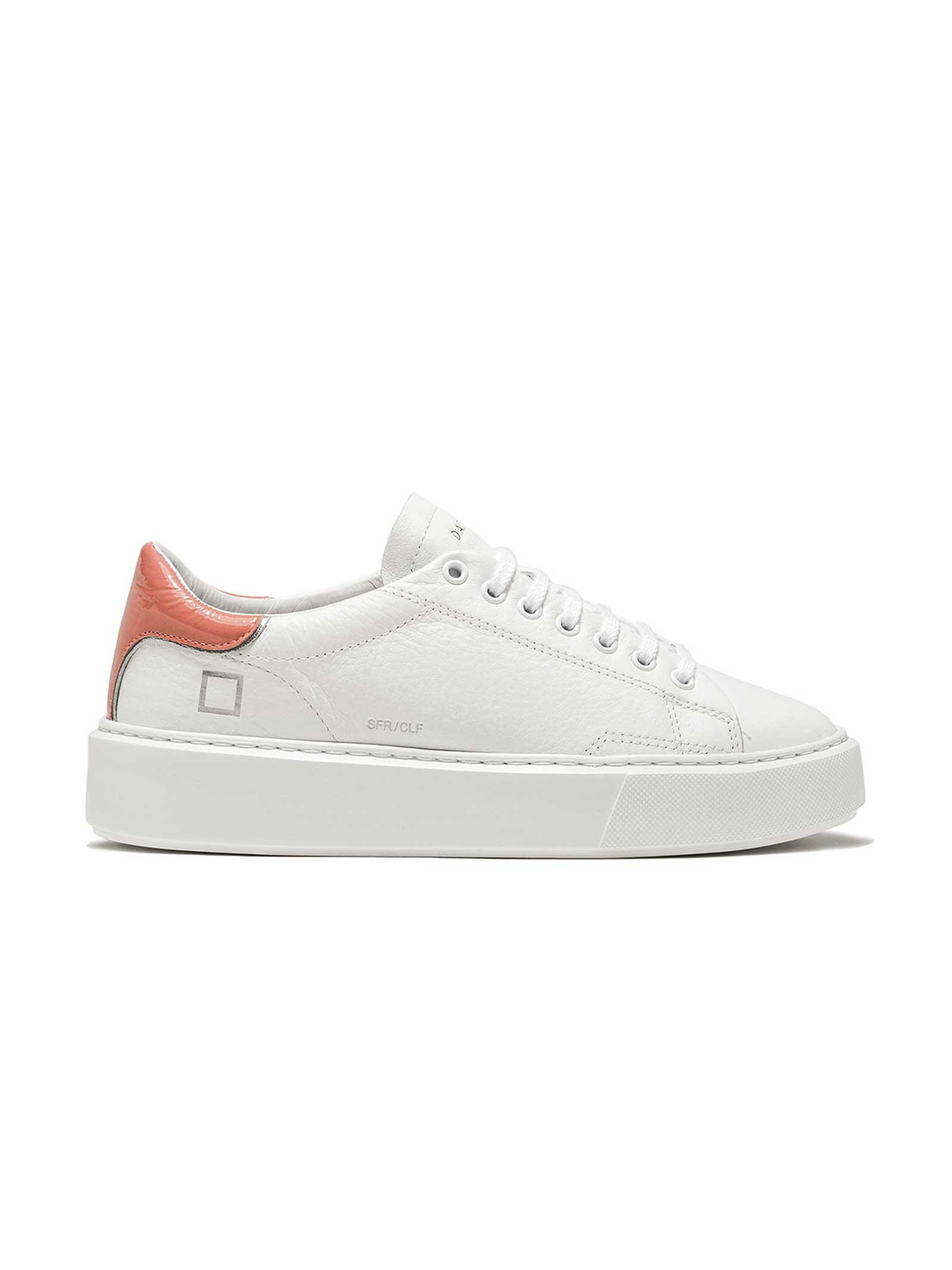 sfera calf D.A.T.E.   Sneakers   W341-SF-CA-WPWHITE-PINK