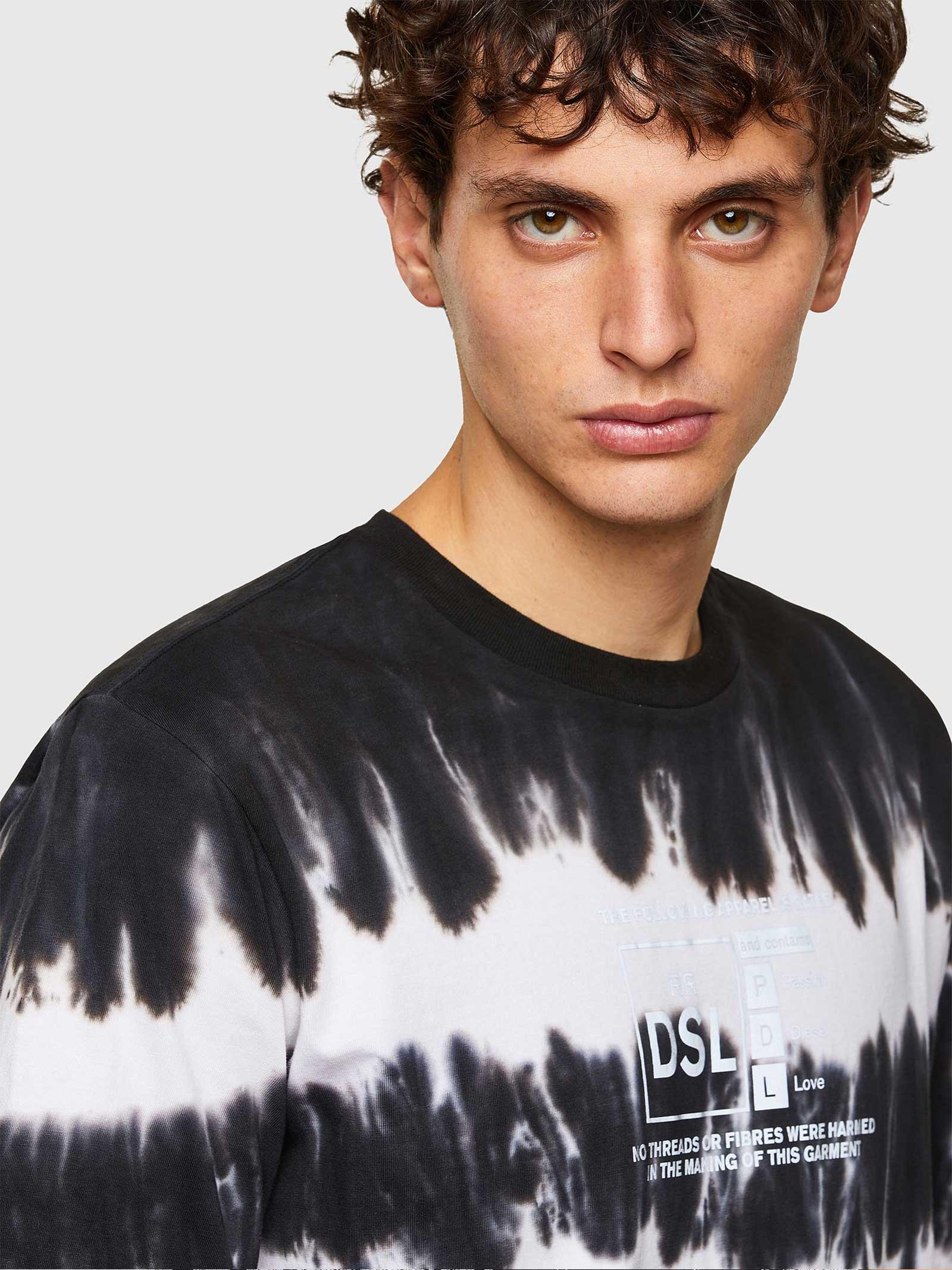 T-Shirt t-just a38 Diesel   T-shirt   A01857-0TBAB100A