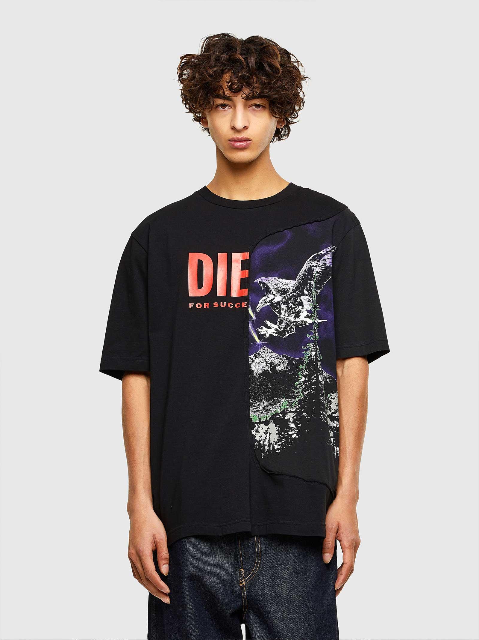 t-blast Diesel | T-shirt | A01863-0DBAJ9XXA