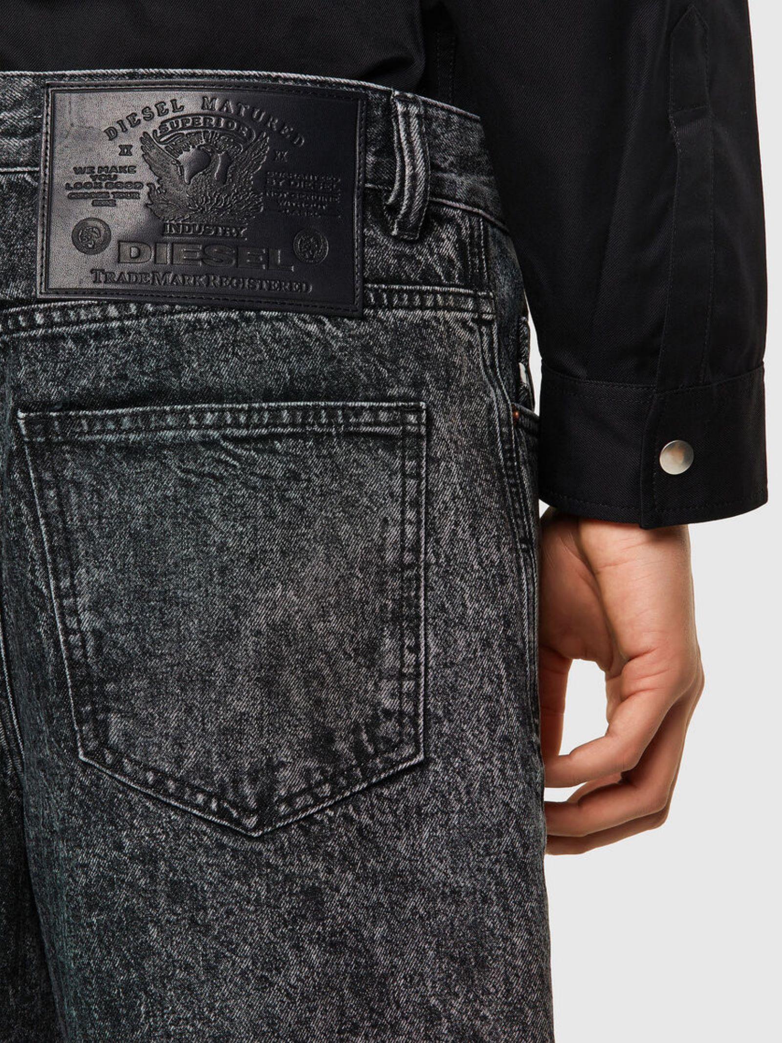 d-max-sp calzoncini jeans Diesel | Bermuda | A02546-0HBAQ02