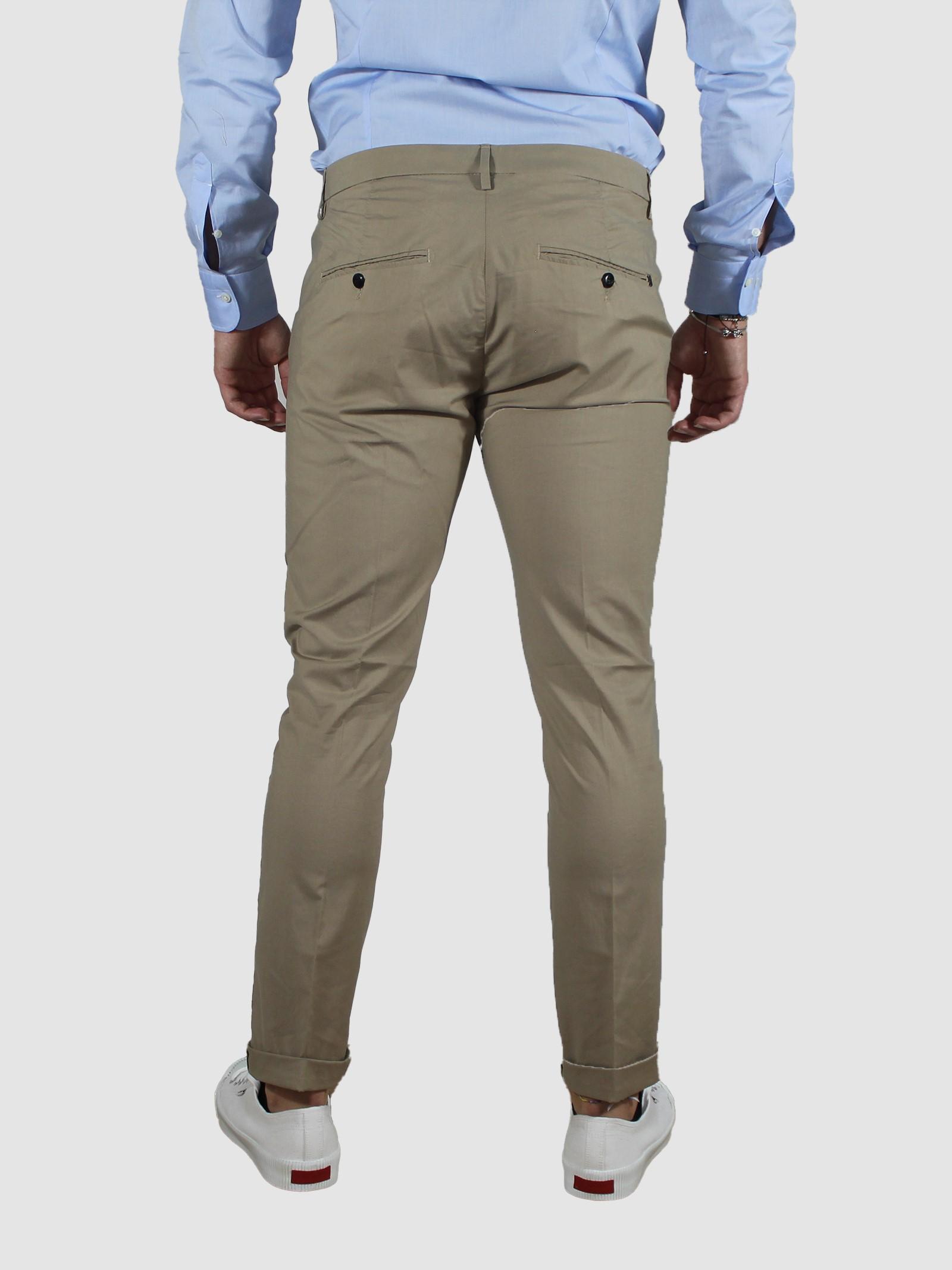 gaubert Dondup   Pantalone   UP235-PS0017U-BE7042