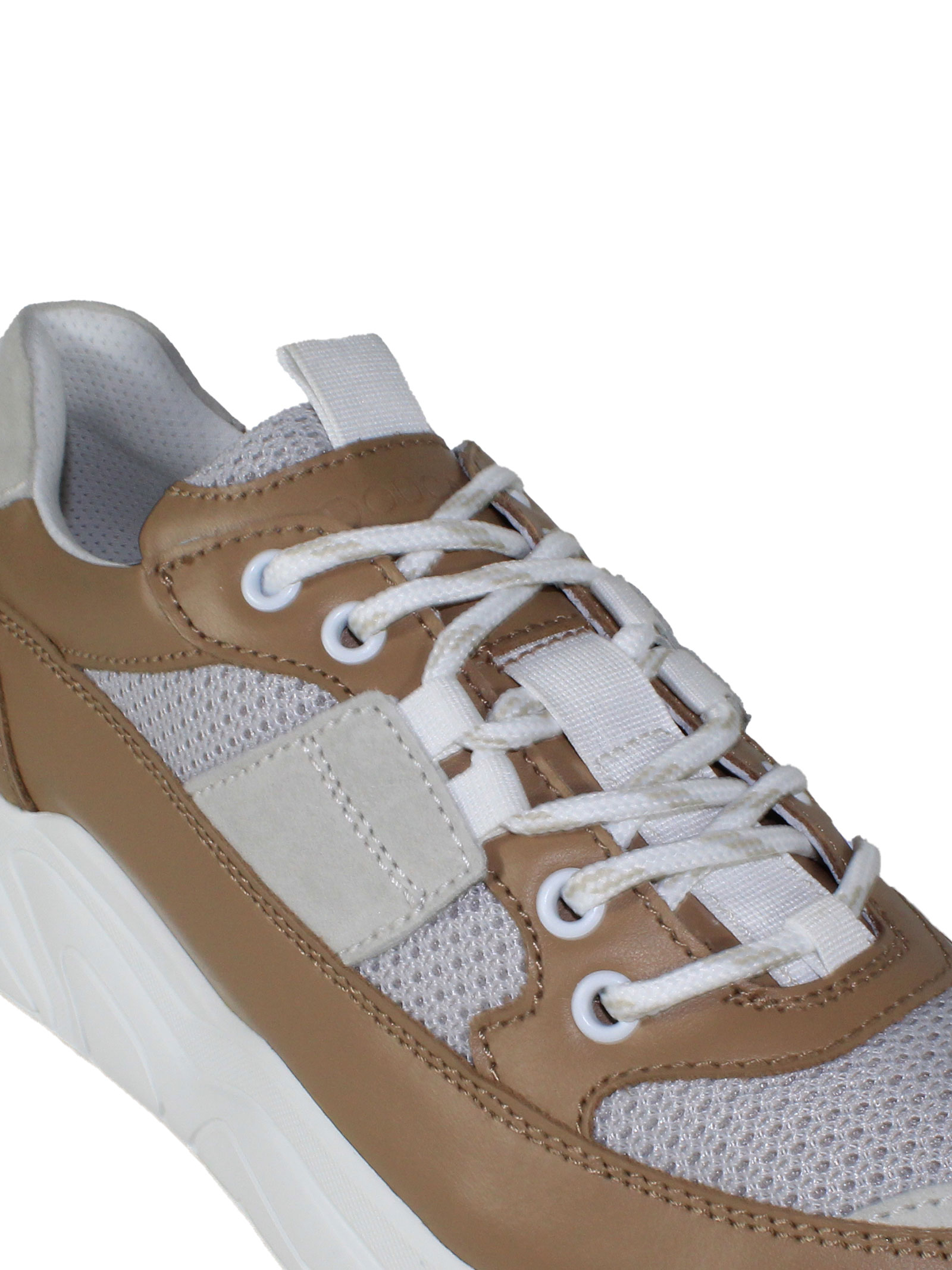 sneakers agassi Doucal's | Sneakers | DD8470JUSTPV506ES07PHARD-GESSO
