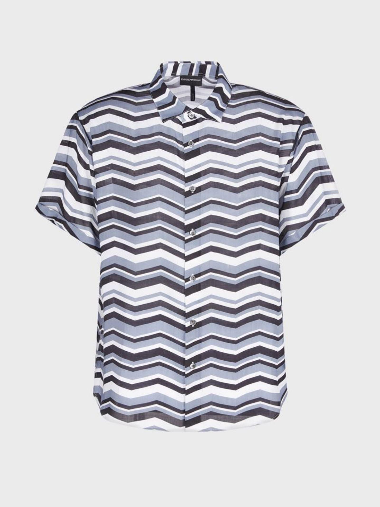Camicia maniche corte Emporio Armani   Camicia   3K1CB9-1NYMZF606