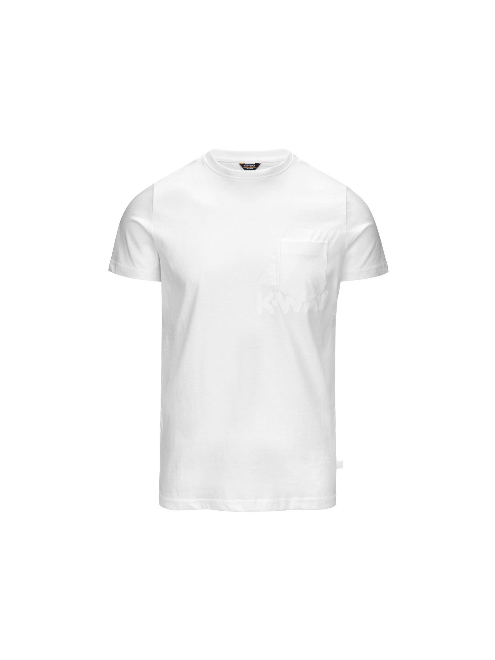 t-shirt ros K-Way | T-shirt | K51121W001