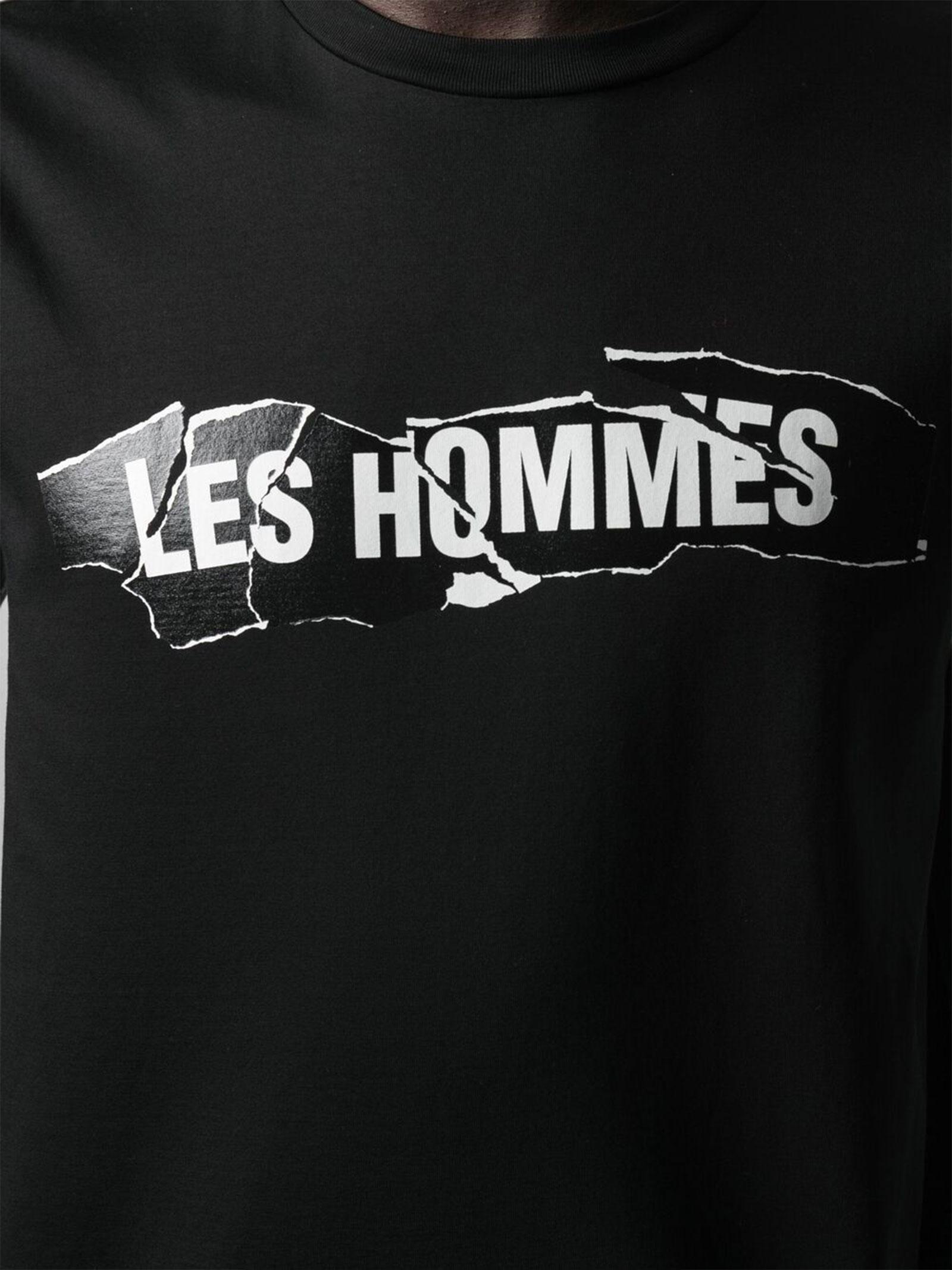 T-shirt Les Hommes | T-shirt | LKT200703P9000