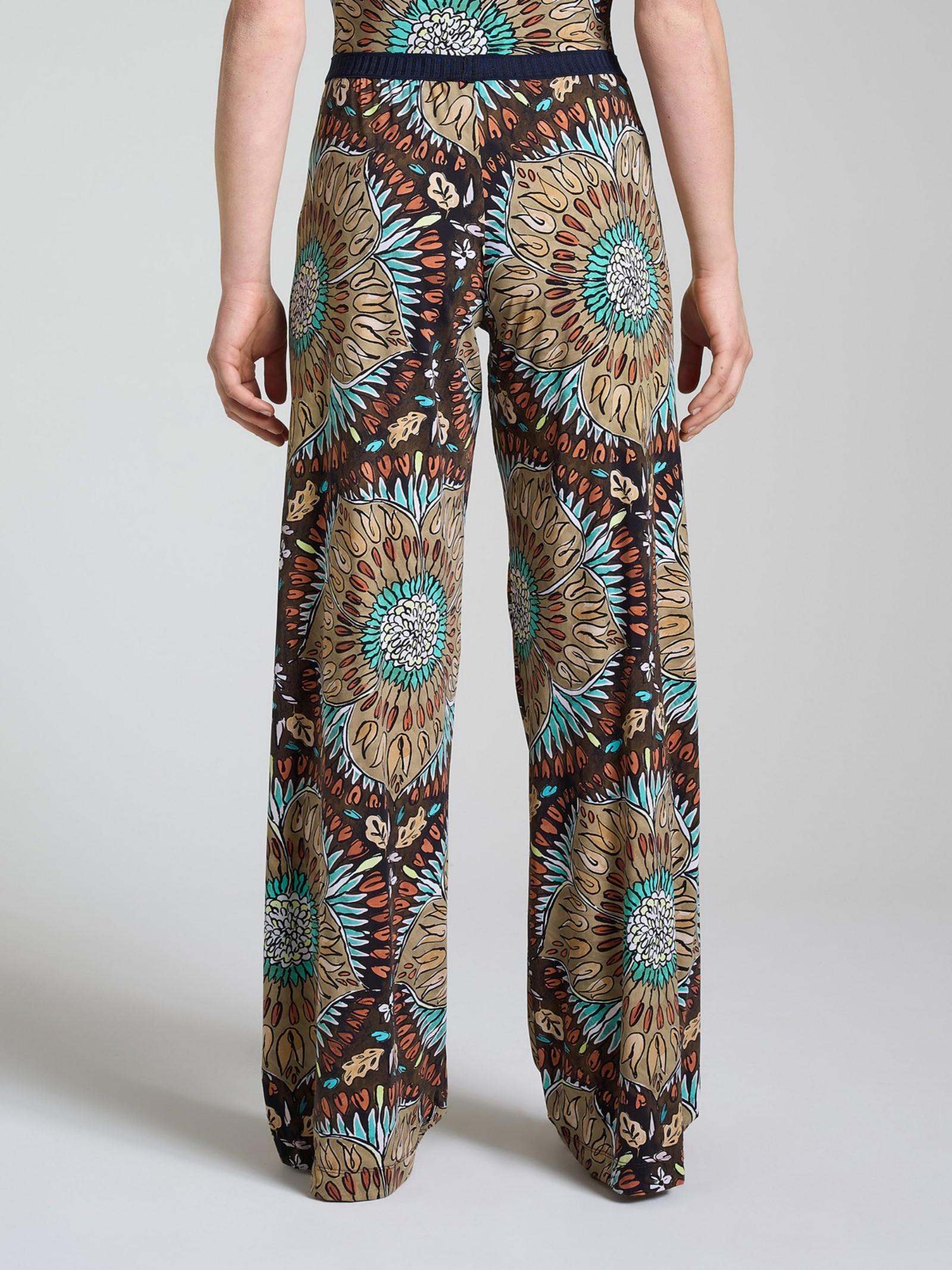 Pantalone a gamba dritta Maliparmi   Pantalone   JH7377-70407B4067