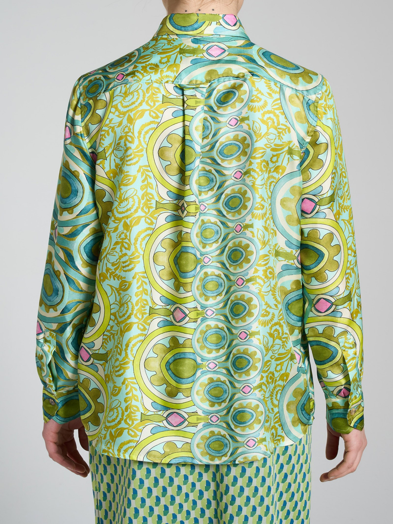 Camicia regular fit Maliparmi   Camicia   JM2144-30091C6032