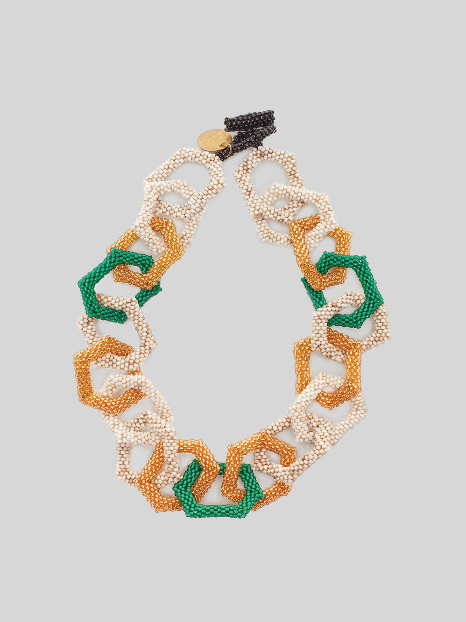 collana beaded e charm Maliparmi   Collana   TC0442-9078760B99