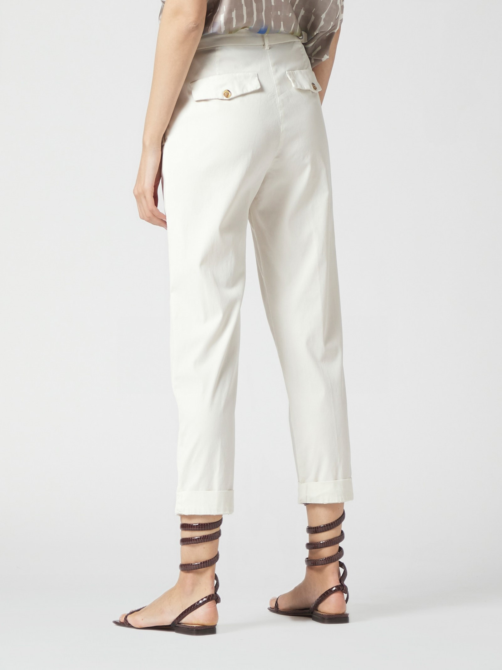 Pantaloni chino Manila Grace   Pantalone   P278IUMA043