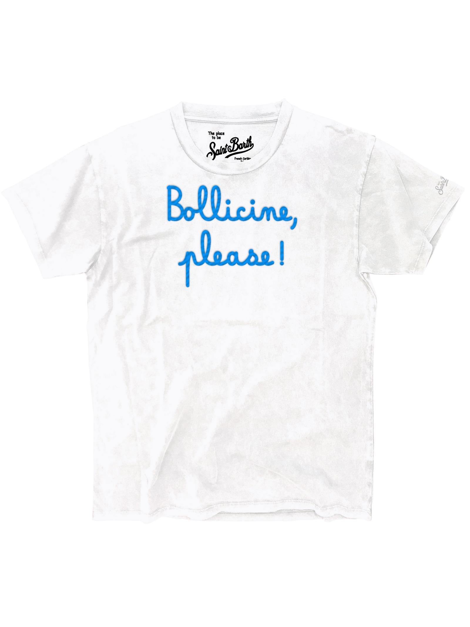 emilie t-shirt MC2 Saint Barth | T-shirt | EMI0001EBIP01