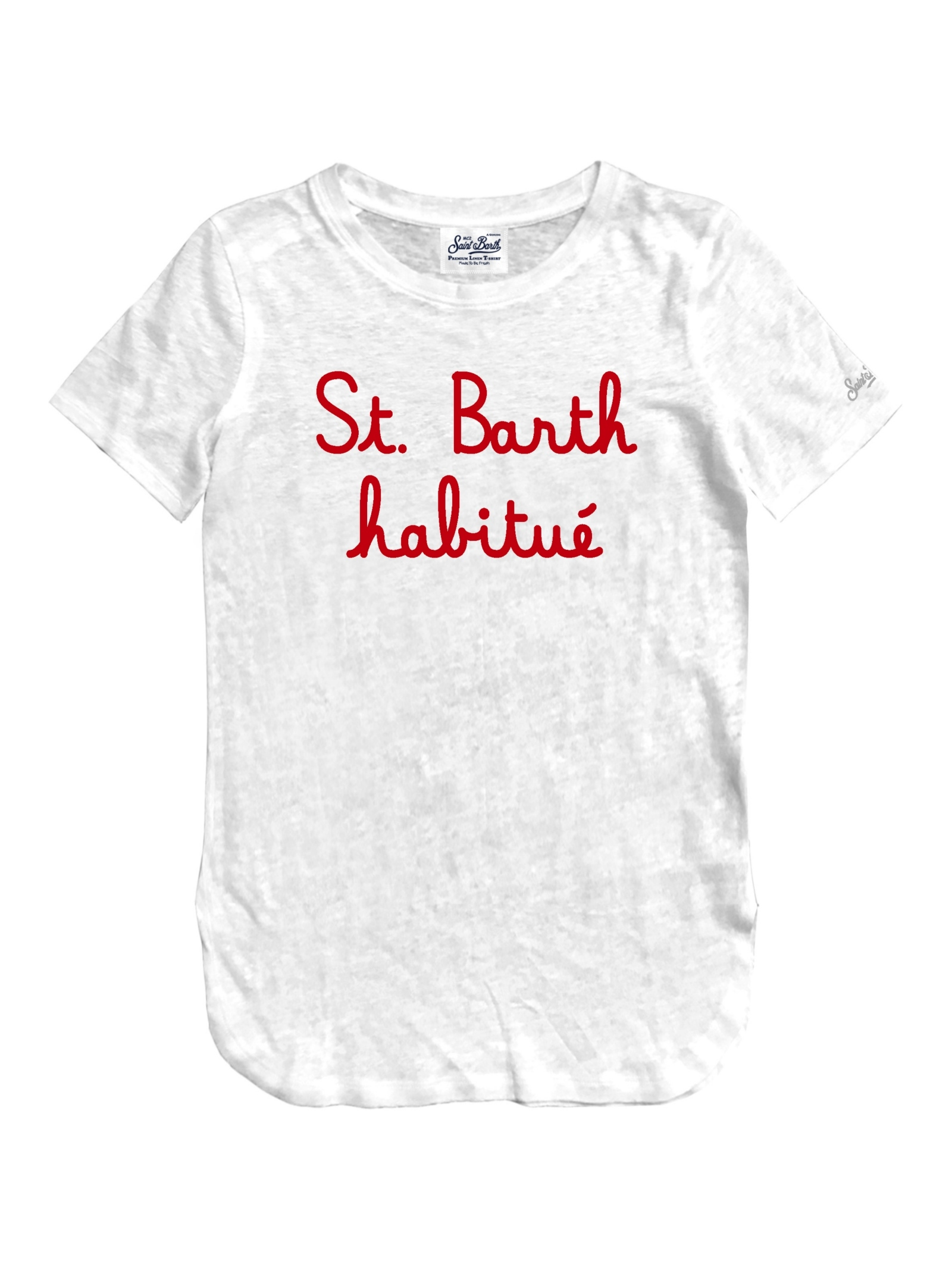 scarlett t-shirt MC2 Saint Barth   T-shirt   SCA0001ESHB14