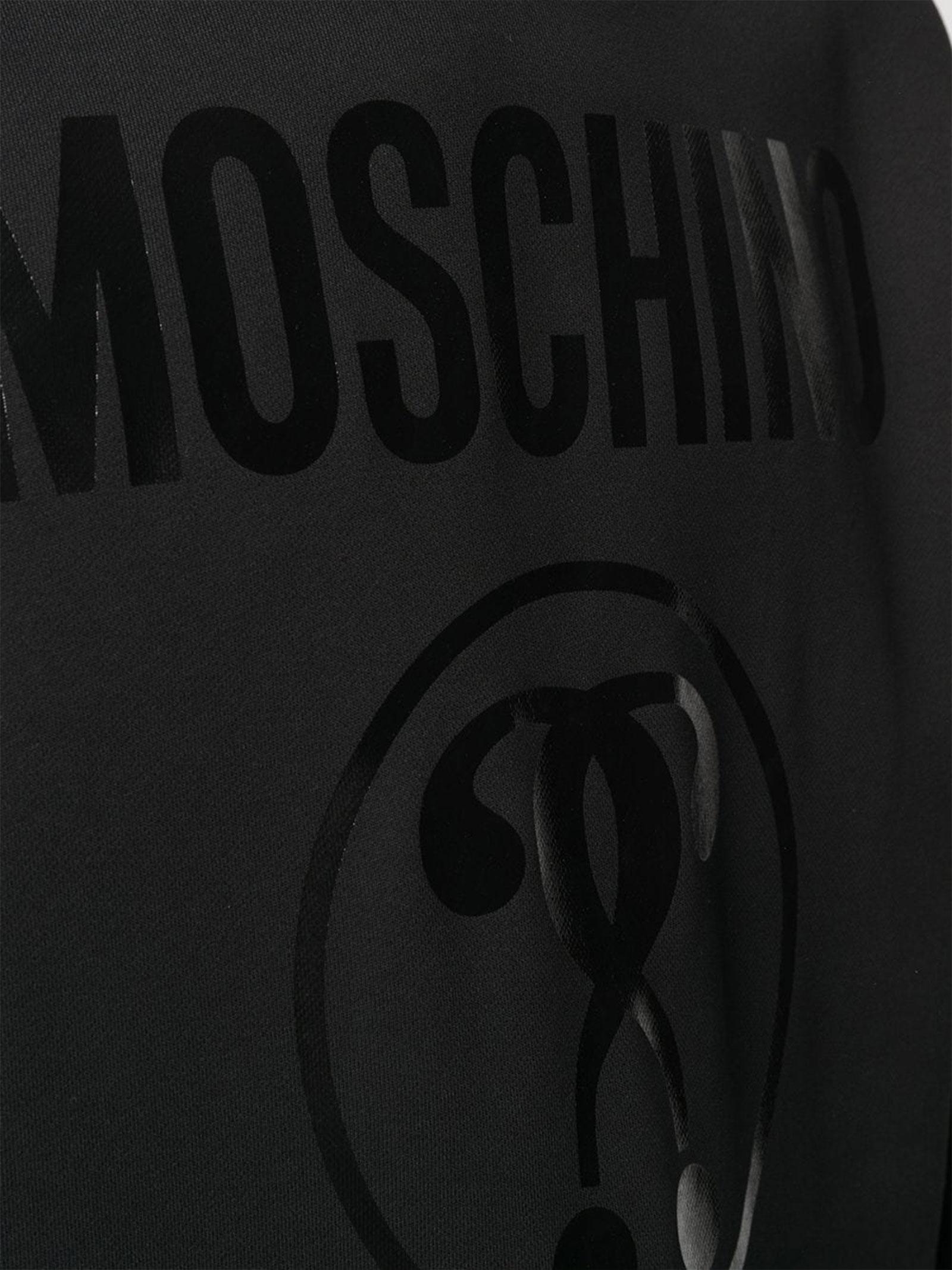 Felpa con stampa Moschino Couture   Felpa   17040555