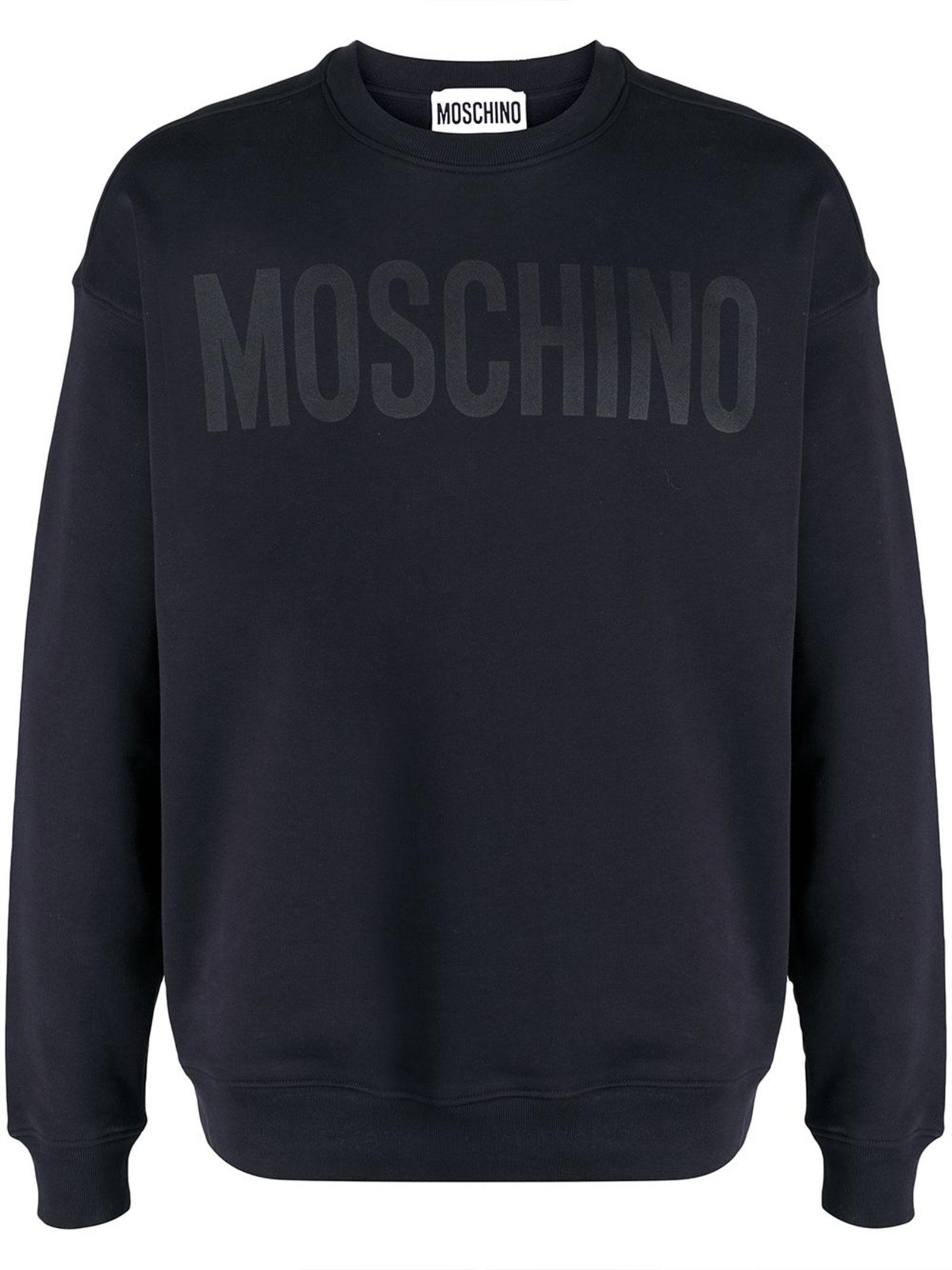 Felpa con stampa Moschino Couture | Felpa | 17181510