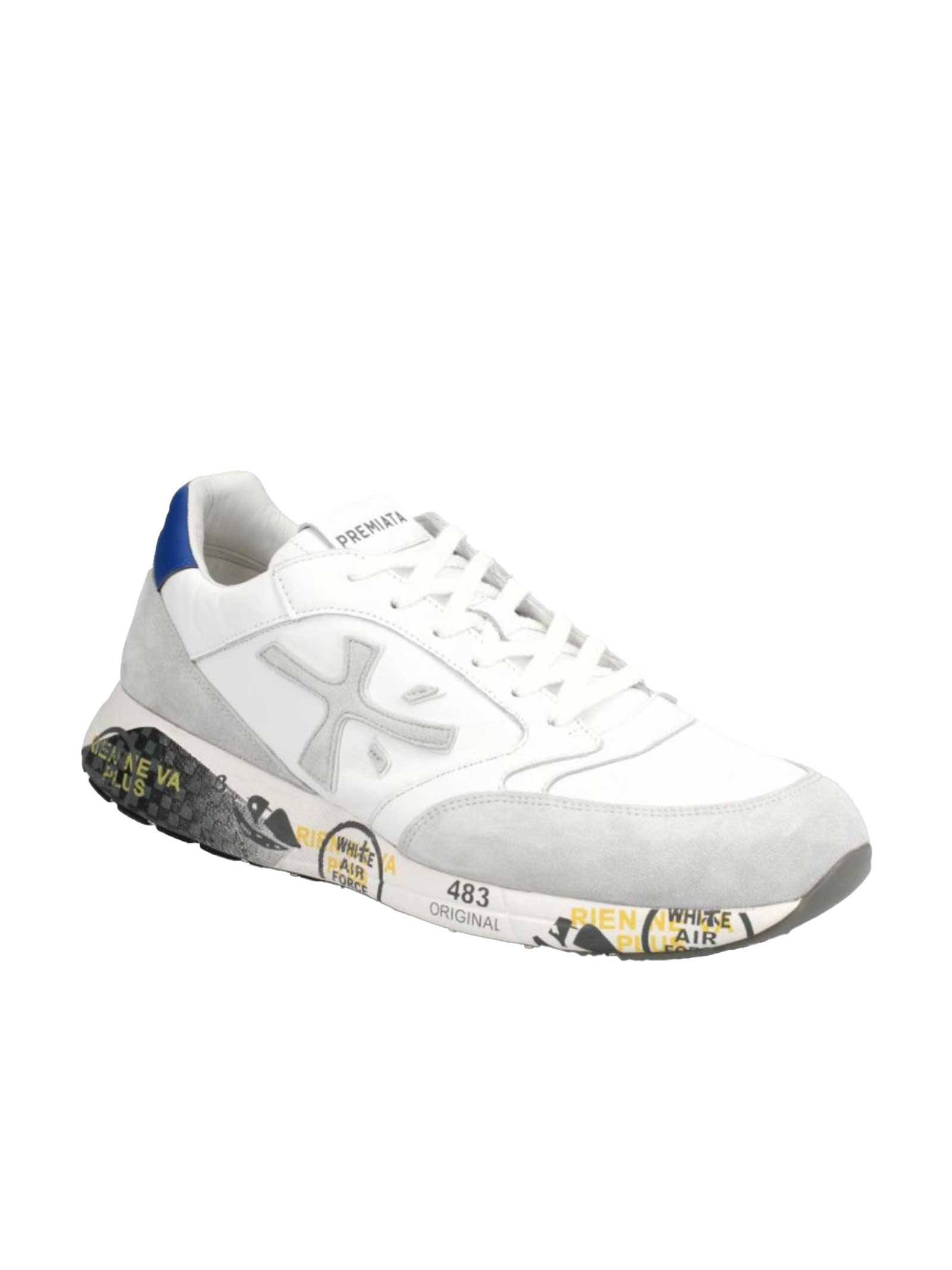 Snks ZacZac Premiata   Sneakers   ZACZAC4555