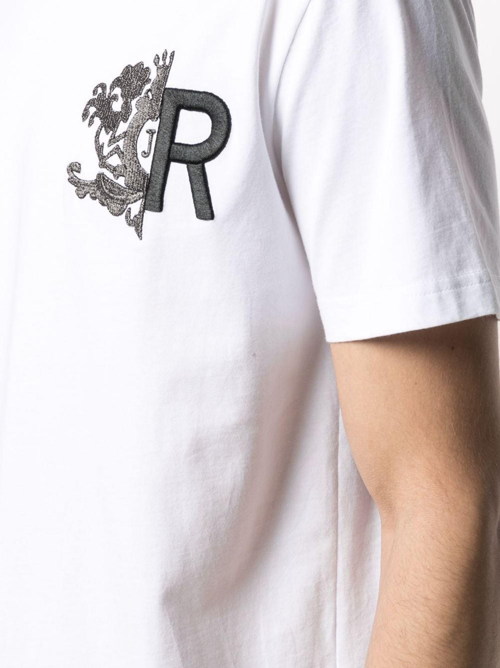 T-Shirt Stabbis John Richmond   T-shirt   RMP21079TSHBBIANCO