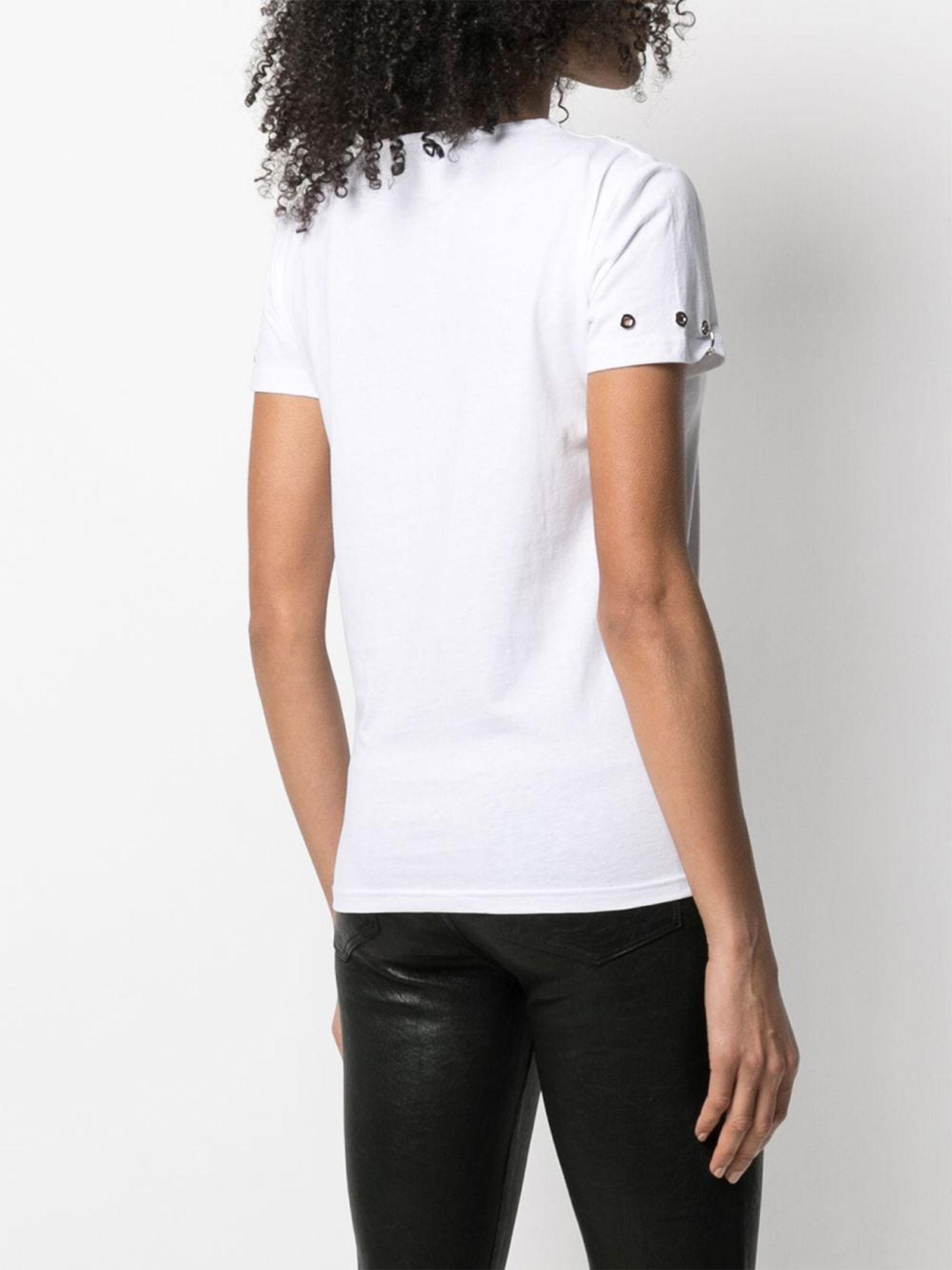 T-Shirt Rufford John Richmond   T-shirt   RWP21098TSHBBIANCO