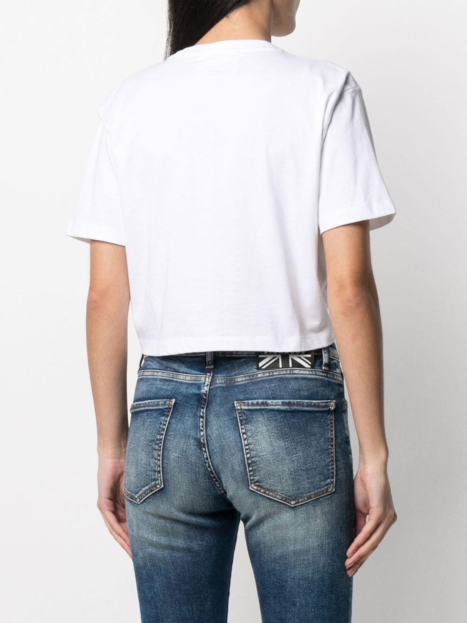 T-Shirt Carmilia John Richmond   T-shirt   RWP21111TSHBBIANCO