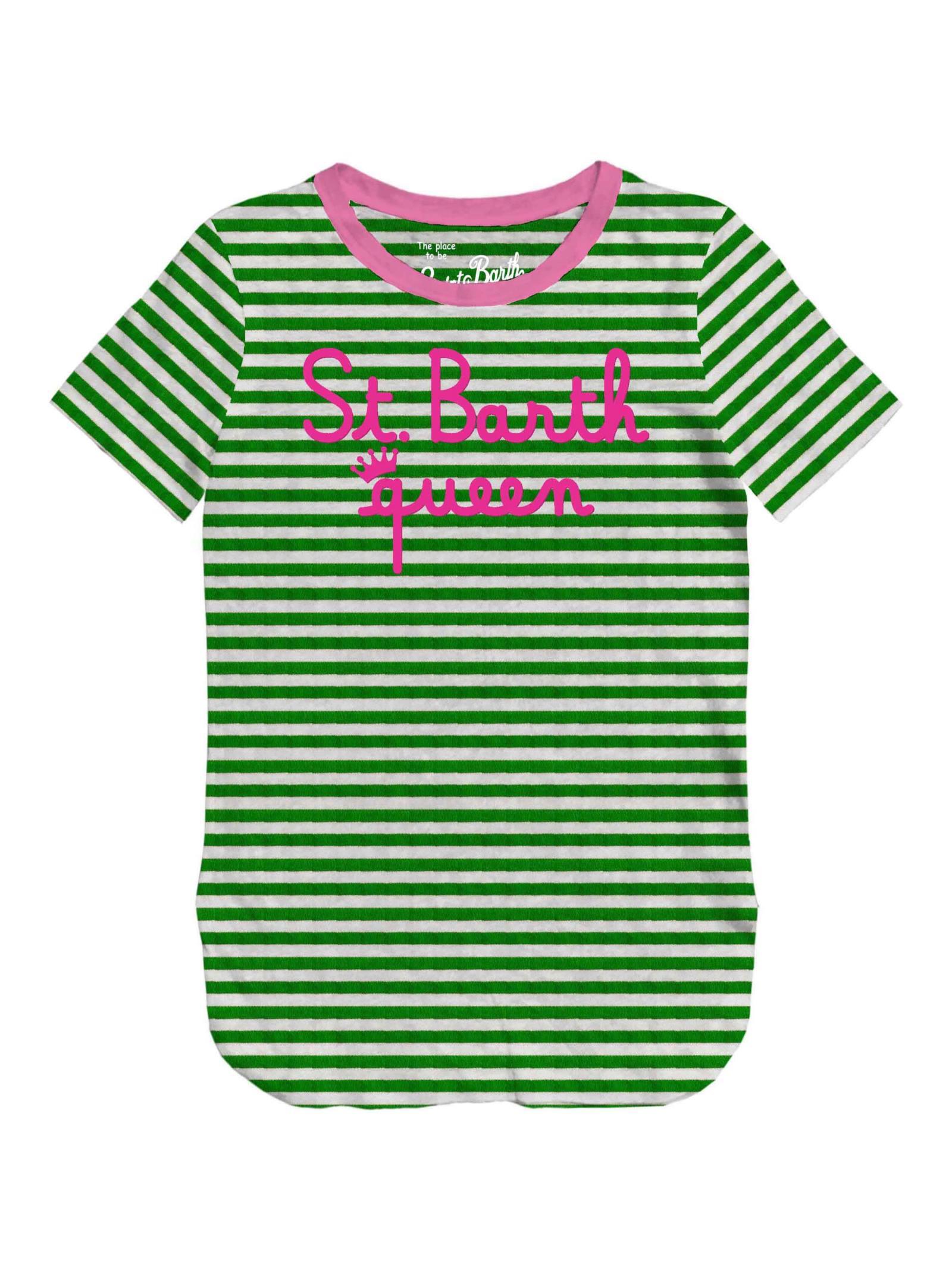 cotton crew neck MC2 Saint Barth   T-shirt   DAN0001SQLG52