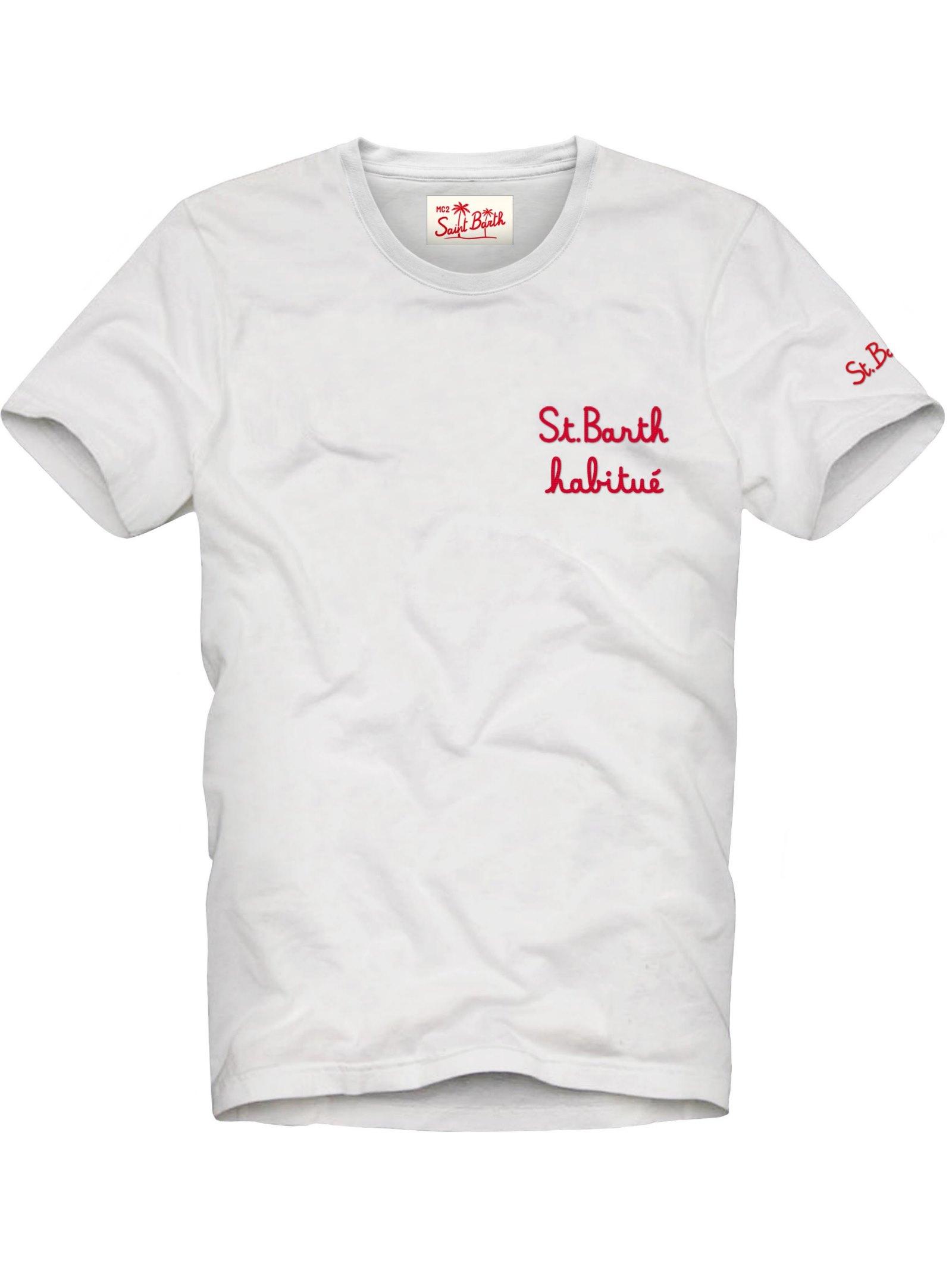 T-shirt Portofino MC2 Saint Barth | T-shirt | POT001EBSH1N
