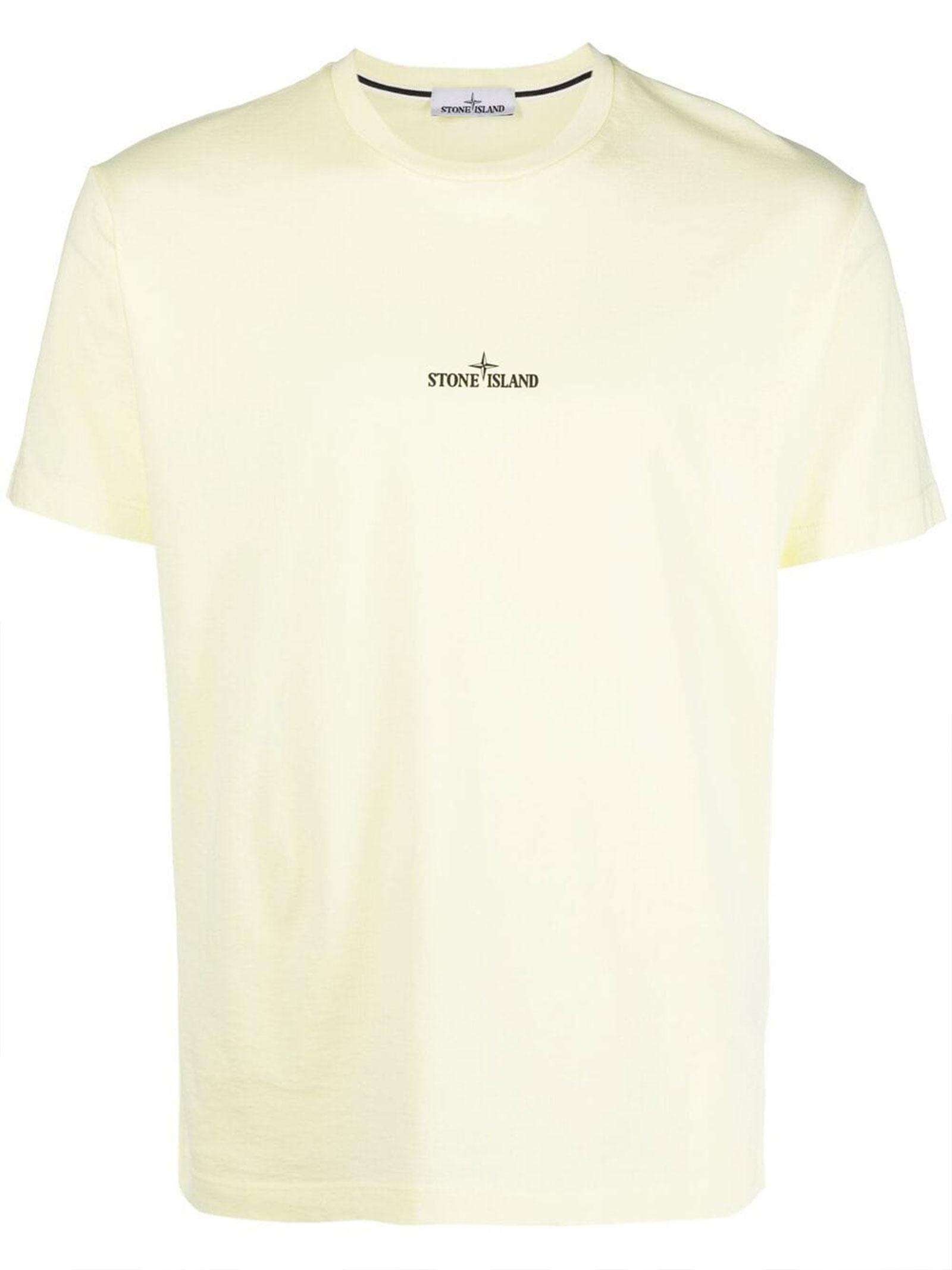 T-shirt jersey Stone Island | T-shirt | 74152NS85V0031