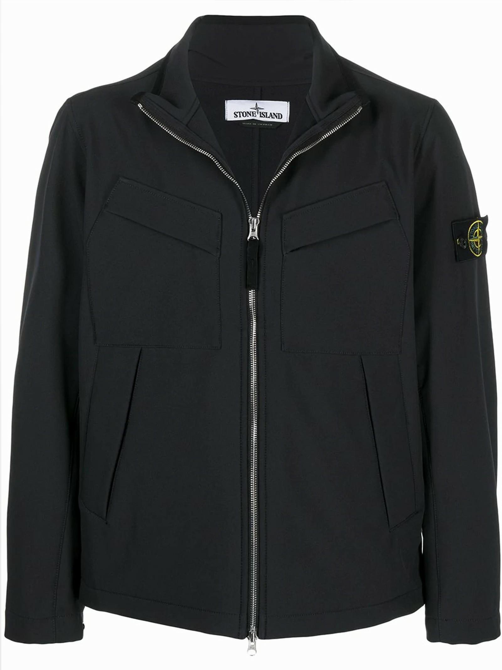 Jacket logata Stone Island   Giubbotto   741540827V0029