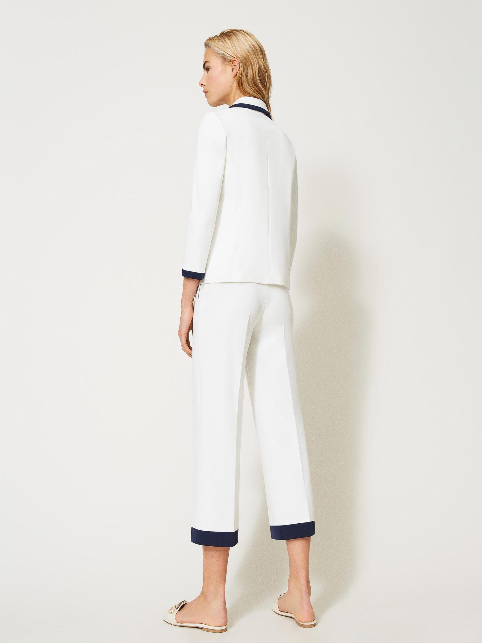 Pantaloni wide fit Twinset   Pantalone   211TT203106031