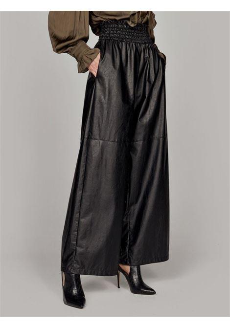 Pantaloni a gamba larga ACC ESS Fashion | Pantalone | 5066-176BLACK