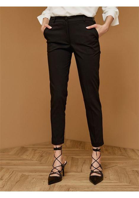Pantaloni a vita alta ACC ESS Fashion | Pantalone | 5135-362BLACK