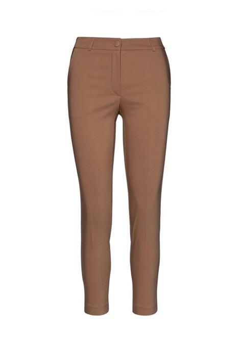 Pantaloni a vita alta ACC ESS Fashion | Pantalone | 5135-362CAMEL