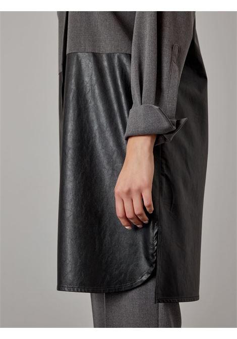 long shirt ACC ESS Fashion | Abito | 7035-751COAL