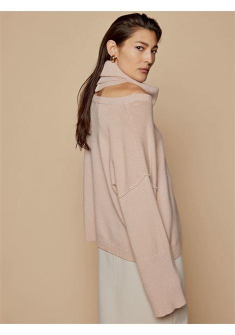 oversize knit sweater ACC ESS Fashion | Maglia | 8038-088SMOCKY