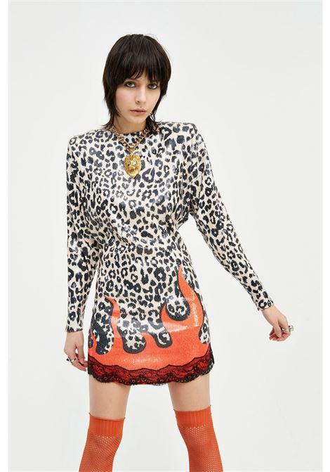 flame dress Aniye By | Abito | 18123102039