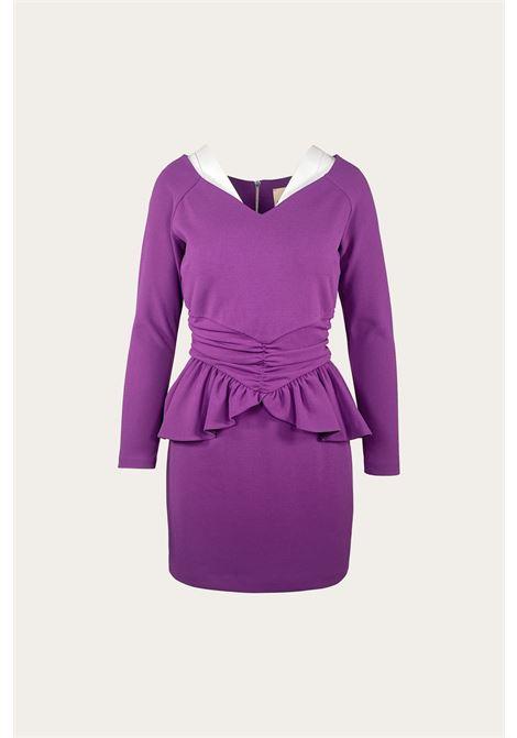 rouches dress sienna Aniye By | Abito | 18123800698