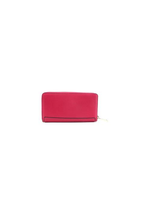 Portafoglio con zip Bagghy | Portafogli | B4GC6240R011TG3MAGENTA