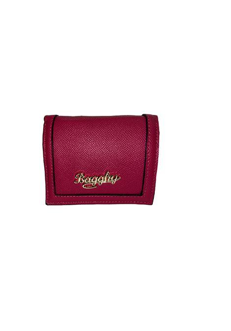 Portafoglio Small Bagghy | Portafogli | B4GE6450R011TG3MAGENTA