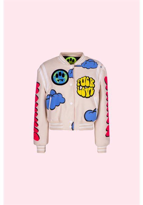 cropped cloth jacket Barrow | Jacket | 030070036