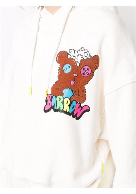 cropped hoodie Barrow | Felpa | 030071036