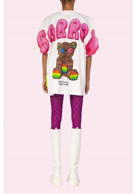 T-shirt con stampa Barrow | T-shirt | 031111002