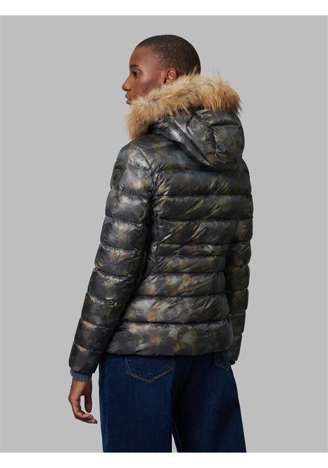 Piumino camouflage Blauer | Giubbino | 21WBLDC03113-006063924