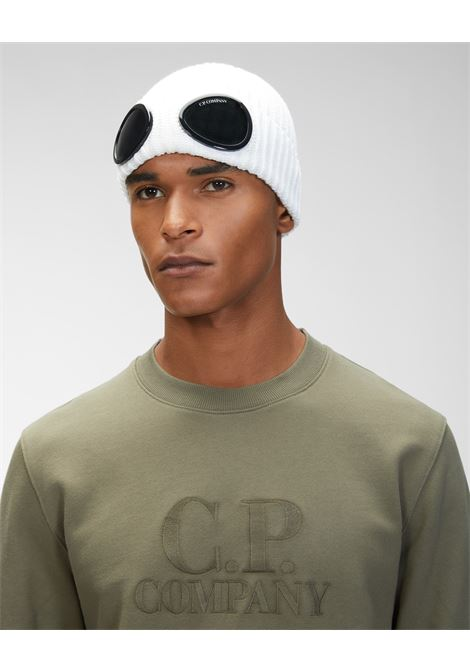wool goggle beanie C.P. Company | Cappello | 11CMAC122A-005509A103