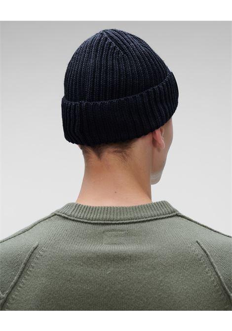 wool goggle beanie C.P. Company | Cappello | 11CMAC122A-005509A999